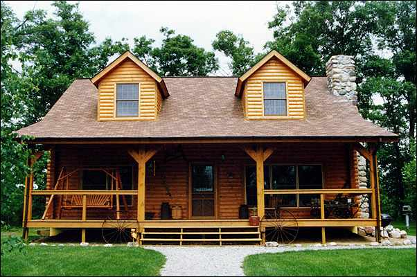 Log Home Arch Styles Amp Floor Plans Whispering Pines Log