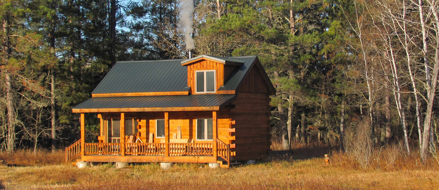 Log cabins designs for Log cabin builders in california